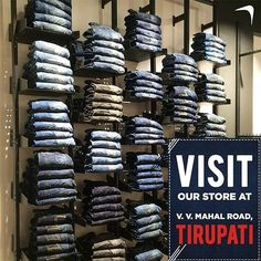 9a66d7264ef Come visit our  store at V. V. Mahal Road