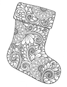 christmas zentangle coloring page nyomtathat sznezk adult coloring pages karcsonyi dszek kifestknyv