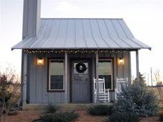 Cute cabin at The Lazy T B and B - Fredericksburg, TX