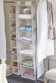 Our Beige Mesh Sweater Shelves Are An Ideal Storage Solution For Organising  Jumpers, T Shirts Or Accessories. This Moisture Proof, Breathable Organiser  Has ...