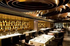 THE GOLD BY KINNEY CHAN AND ASSOCIATES  MINGS FUTURISTIC