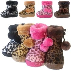 1 MSRP $44 NEW CARTER/'S GIRLS PINK MICROSUEDE FAUX FUR BOOTS SPARKLY SIZE 9 10