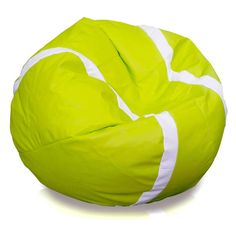 Turbo Beanbags Tennis Ball Large Bean Bag Chair - TEN.PU.160100.01