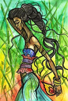 """Bamboo Fire"" 2012 