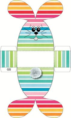Bunny Box - Easter Craft Ideas