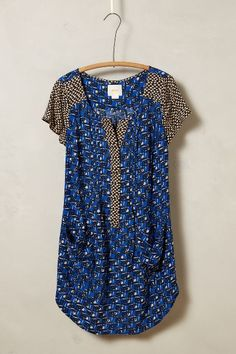 Bryony Tunic - anthropologie.com . . . Seriously love this, and am extremely sad that it's out of stock (please get more!).