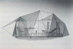 El Pao de la muchachas nómadas de Tokio · Toyo Ito · 1985