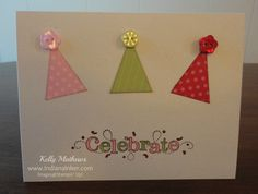 Indiana Inker: Birthday Cards