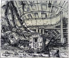 Fallout Fan Art, Fallout Concept Art, Game Concept Art, Post Apocalyptic, Skyrim, Apocalypse, Photo Art, Sci Fi, Sketches