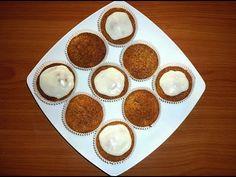 Karottenmuffins Rezept • Carrot Cupcakes Recipe http://www.karamellkastanie.de/single-post/2016/08/21/Carrot-Muffins