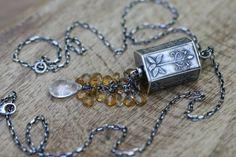 Fine Jewelry Anne Choi Flower Talisman 'Five by HerAllegories