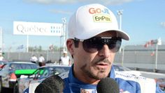 Alex Tagliani's return to the NASCAR Canadian Tire Series in 2014 will be as a teammate to reigning champ Scott Steckly. Reigning Champ, Canadian Tire, Champs, Nascar, Mens Sunglasses, Racing, Style, Running, Swag