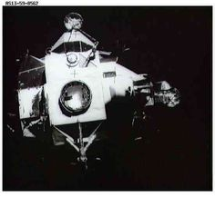 Lunar Module, Life boat, From Apollo 13 Spacecraft
