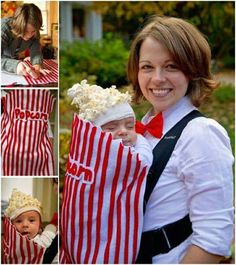 Popcorn Baby Carrier