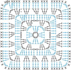 Inspiration: Granny Square Patterns