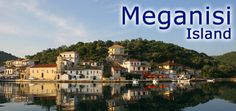 Meganisi Greece is a small, unexplored paradise among the Greek Islands, just 4 miles away of Lefkada island. It is a verdant small island surrounded by even smaller islets such as Madouri, Thilia, Sparti, Kythros, and the famous Aristotle Onasis' Skorpios Islet.