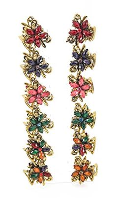 Yeshan Set of Vintage Flower Design Metal Mini Jaw Clip With Rhinestone and Crystal Claw Hair Clip * Check out the image by visiting the link. (This is an affiliate link) Vintage Rhinestone, Crystal Rhinestone, Crystal Beads, Crystals, Claw Hair Clips, Claw Clip, Vintage Metal, Vintage Flowers, Flower Designs