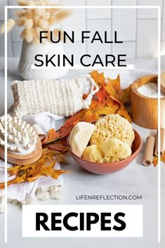 Who's says going natural can't be fun? Here are 10 fall skin care recipes you'll love making and using! Lotion Recipe, Sugar Scrub Recipe, Organic Skin Care, Natural Skin Care, Beauty Care, Beauty Hacks, Diy Beauty Tutorials, Natural Haircare, Going Natural