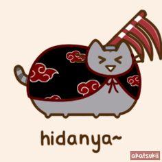 Hidan; Pusheen | Naruto