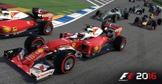 F1 2016 Video Game Coming To A Mobile Device Near You #Android #Apple