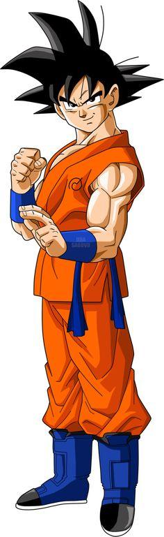 Goku Fukkatsu No F by SaoDVD - Visit now for 3D Dragon Ball Z compression shirts now on sale! #dragonball #dbz #dragonballsuper