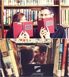 #posing #photography #props #engagement #library