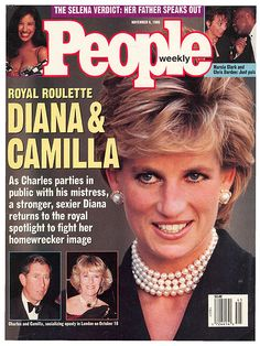 1995: CHARLES AND CAMILLA GO PUBLIC