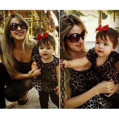 Kit Mãe e Filha Tigresa ( Cód.: 0610 )