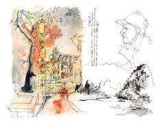 Carnets de voyage en Chine, Venise chinoise