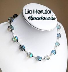 Hey, I found this really awesome Etsy listing at https://www.etsy.com/uk/listing/591670094/crystal-cube-necklace-cubes-bead