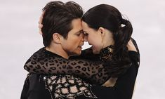 Canada's ice-skating sweethearts Tessa Virtue and Scott Moir broke their own world record on Sunday night (Feb. 19), scoring a whopping 83.67 in the ice dance short program (they had previously set the bar at 82.68).