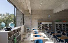 Metropolitan School Extension,© Andres Asturias