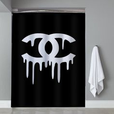 Chanel Custom Logo NN113 M Shower Curtain
