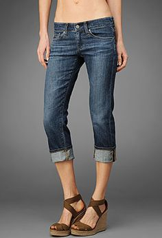 Boy oh Boy! Aren't these Tomboy Crop Jeans adorbs! only $136 on AUGUST 11th for TEEN VOGUES #BTSS