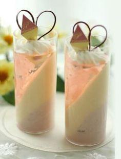 「桜とバニラのひんやりデザート」setsuko♪ | お菓子・パンのレシピや作り方【corecle*コレクル】