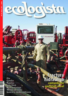 El Ecologista Spanish Magazine - Buy, Subscribe, Download and Read El Ecologista on your iPad, iPhone, iPod Touch, Android and on the web only through Magzter