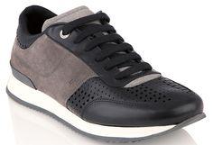 Running sneakers ($450) by Salvatore Ferragamo