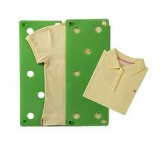 I made one of these from cardboard for my life skills classroom. It's amazing... the students enjoy it, the shirts look great, it's easy to operate and easy to make.  I recommend this for every life skills classroom that teaches home and vocational skills.
