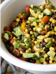 Like bean salads.