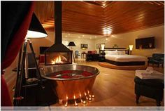 bridal honeymoon suite - Google Search