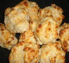 Mmmmm....red lobster biscuits