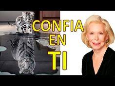 CONFIA EN TI ERES VALIOSO Louise Hay en español - YouTube