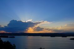 Cherokee Lake - view from your new home