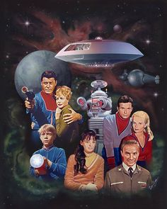 Lost in Space fan art