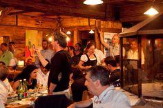 Evening at the Streifalm  www.tisun.com
