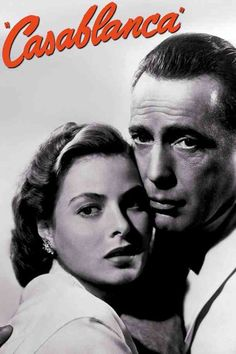 Classic romance movies never get old. From romantic comedies to old Hollywood heartbreaker romances, these 20 best romantic movies of all time give us hope that true love really does exist and that it can conquer all. Romance Movies Best, Best Romantic Movies, Classic Movies, Good Movies, Casablanca 1942, Ingrid Bergman, Humphrey Bogart, Family Movies, Movie List