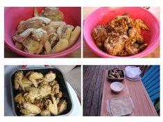 Trini Style Fried Chicken