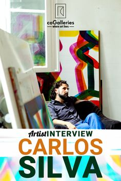 Art and Architecture: An Interview With Carlos Silva Colombian-born artist Carlos Silva explores what fast-changing Berlin means to him as well as discussing the architectural influences in his artworks.