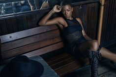 Samira Wiley of #OITNB wears the Nasty Gal Bone to Pick dress in the latest issue of Diva Magazine || Shop the dress: http://www.nastygal.com/product/nasty-gal-bone-to-pick-bodycon-dress?utm_source=pinterest&utm_medium=smm&utm_term=nastygals_in_the_wild&utm_campaign=influencer