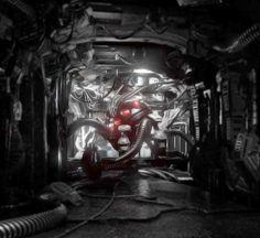 ArtStation - Xios Prolapse, Luke Wilkins